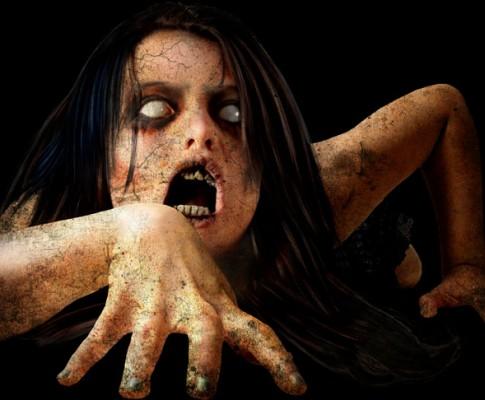 Powieści grozy i horrory