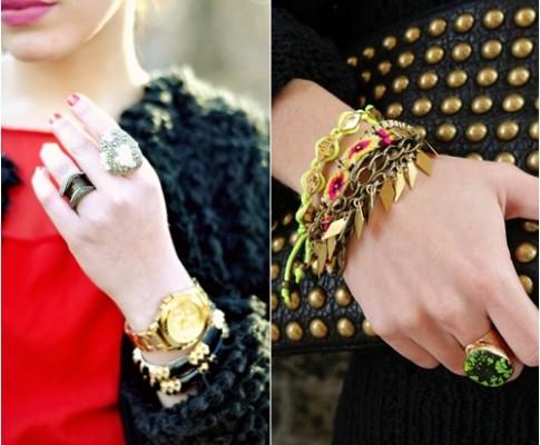 Letnia biżuteria w stylu glamour