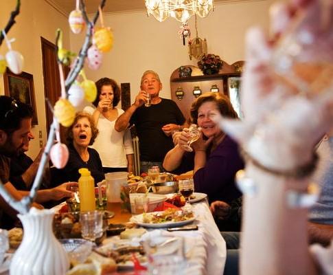 Święta spędzone z rodziną – nie taki diabeł straszny….